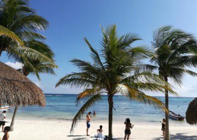 Playa akumal